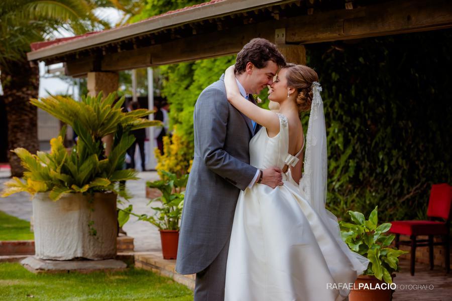recien casados Zaragoza