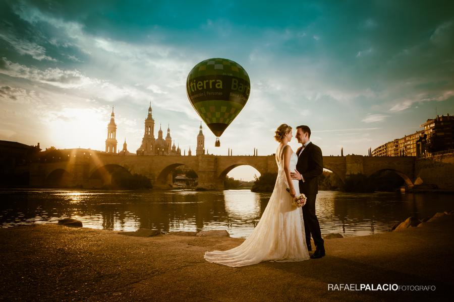 boda el Pilar de Zaragoza