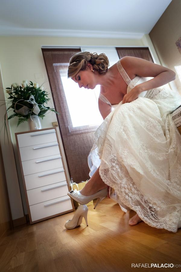 Zapatos para boda