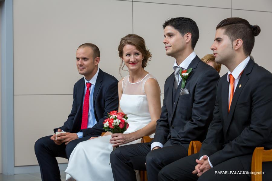 boda civil pabellon ceremonias Zaragoza