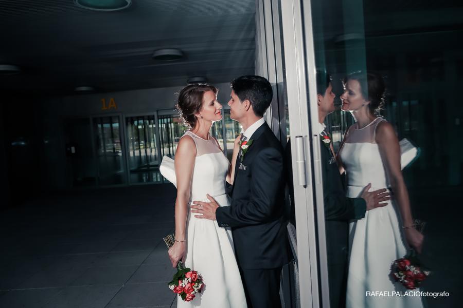 fotos originales boda civil Zaragoza