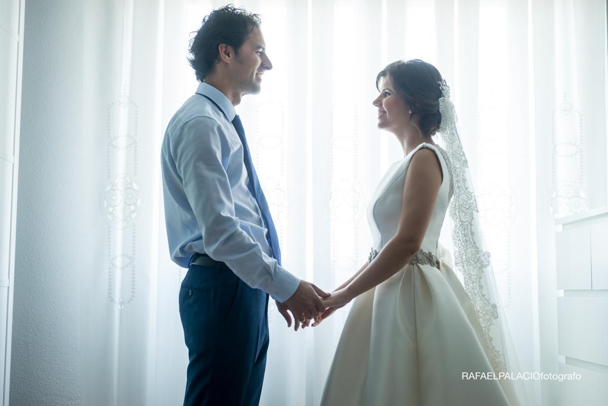 fotos en casa boda Zaragoza