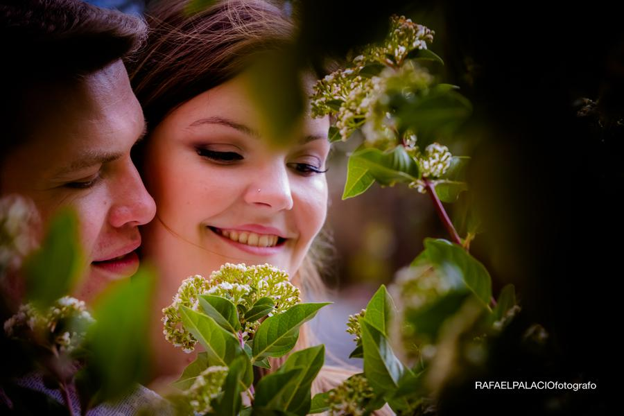 romantic engagament sesion spain