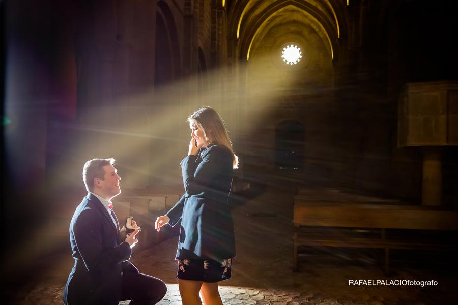 reportaje novios antes de la boda