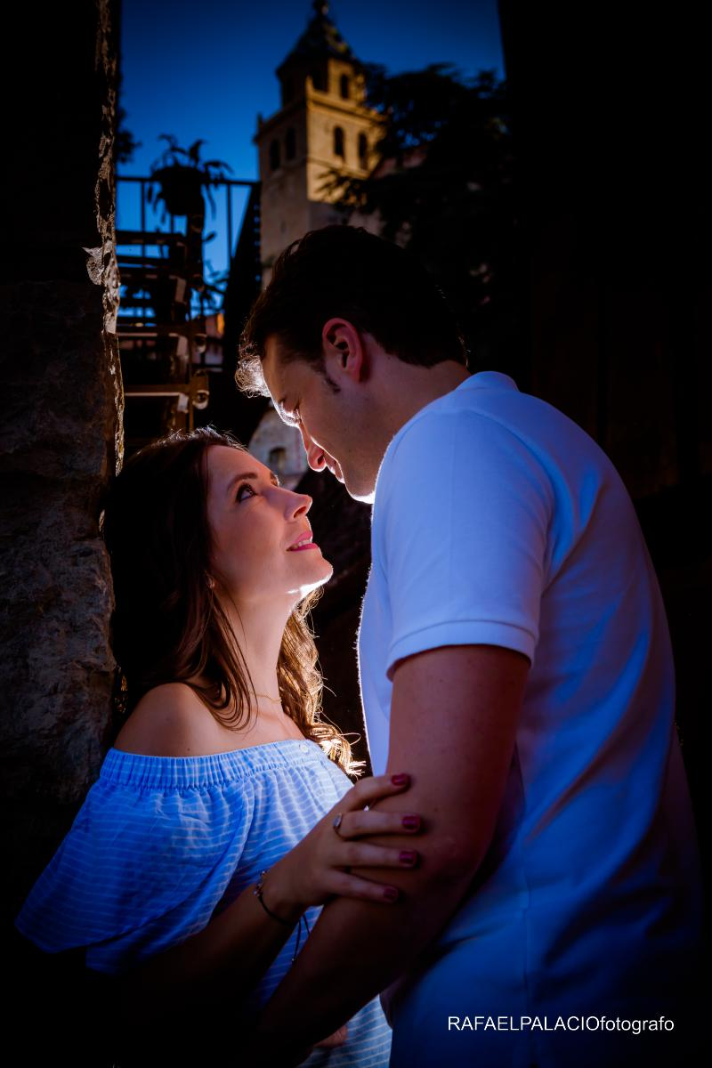 fotos preboda Albarracín
